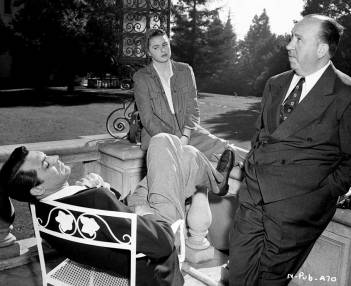 Cary-Grant-Ingrid-Bergman-and-Alfred-Hitchcock-taking-a-break-on-the-set-of-Notorious