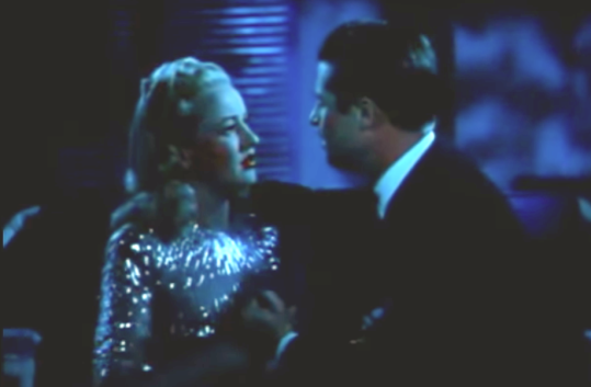 Don Ameche is the 'Latin Lover' wooing Betty Grable
