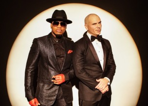 Jay-Z and JT aren't the only ones. Ne-Yo and Pitbull channel their inner Rat Pack.